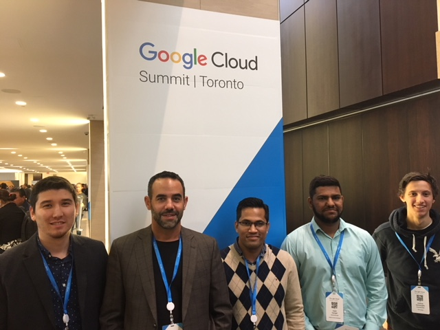 Google Cloud Summit Toronto