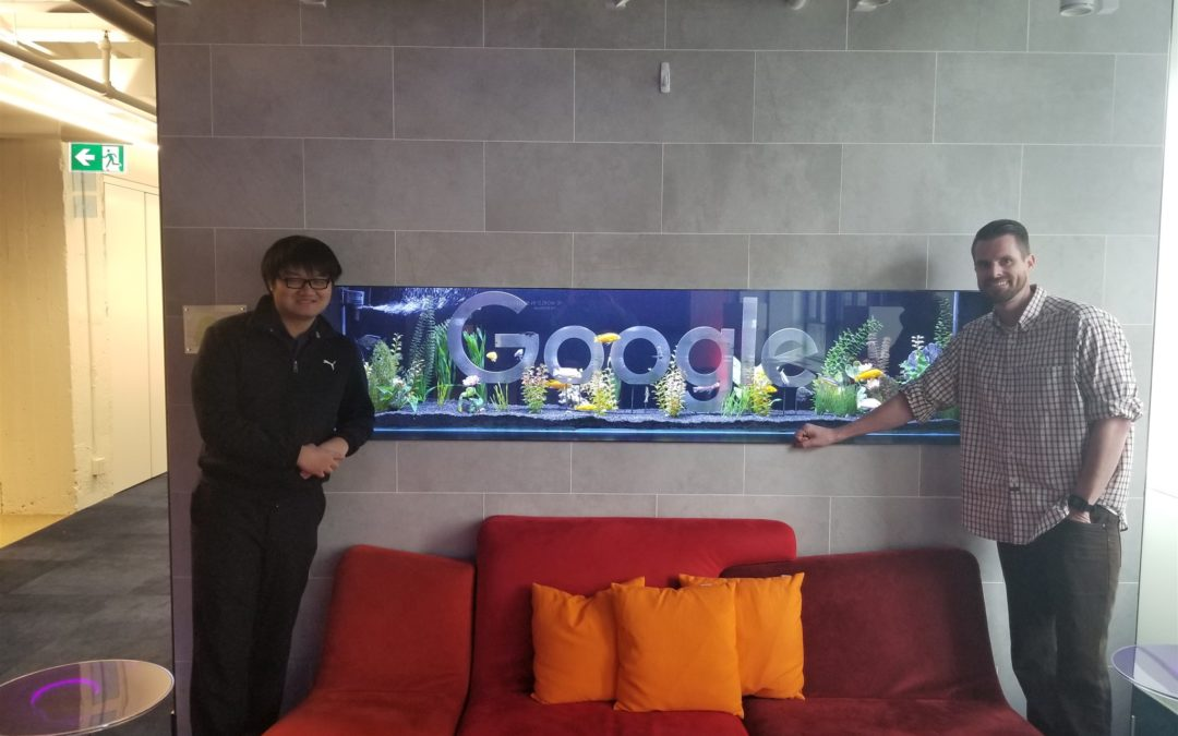 Google Advertising Event